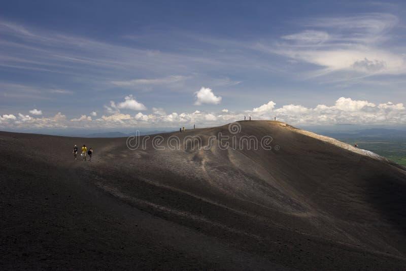 негр cerro стоковое фото