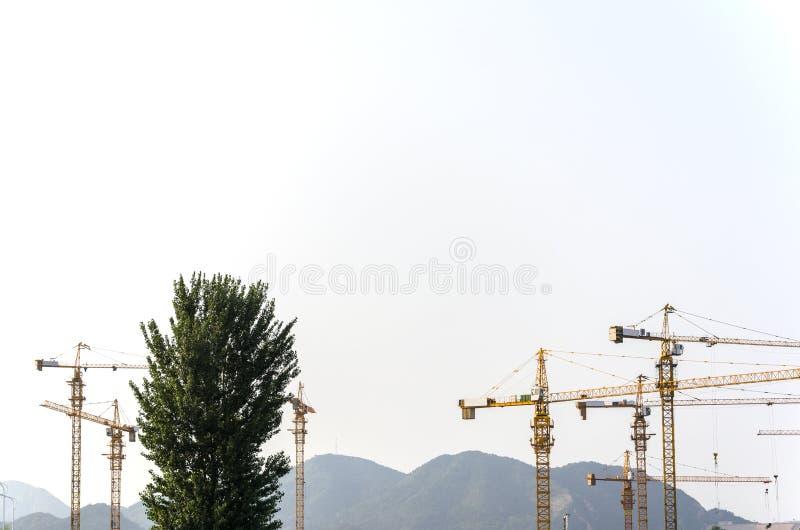 Недвижимость в горах стоковые изображения rf