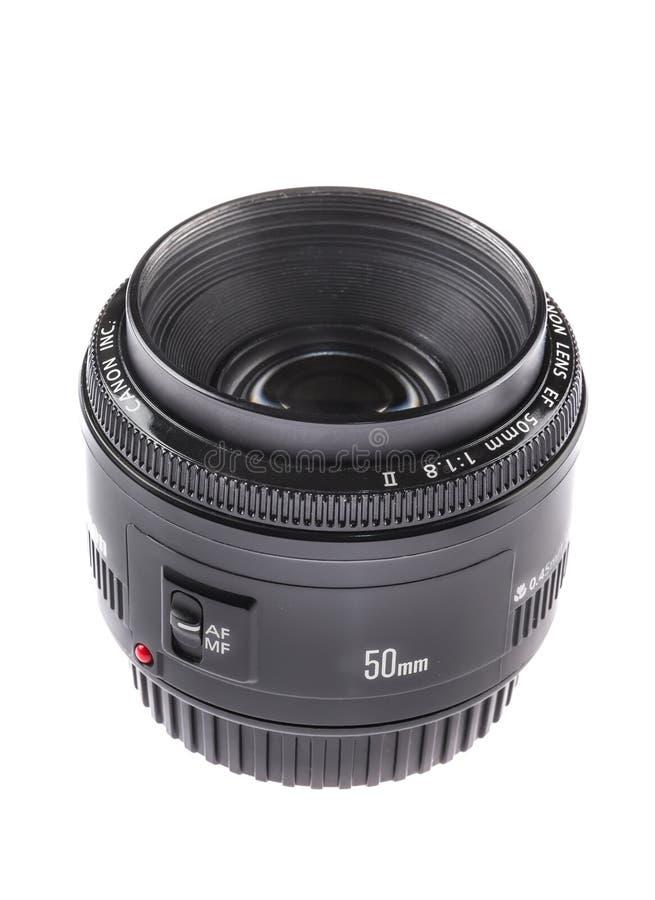 Недорогое lense камеры стоковое фото