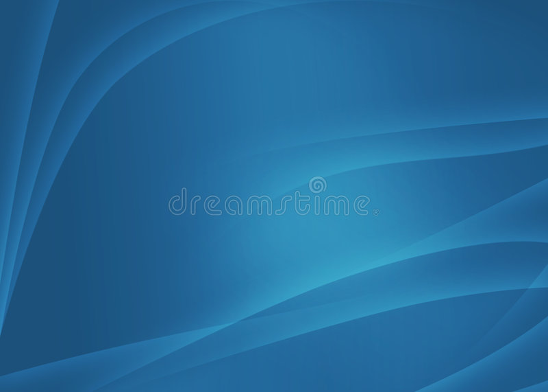 нежность абстрактной предпосылки голубая иллюстрация вектора
