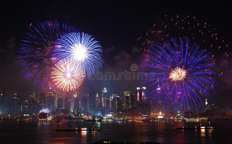 независимость New York дня города стоковое фото