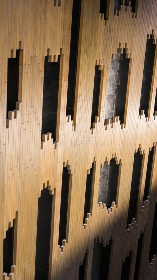Незаконные графики деревянных стен, графики текстурируют, конструируют картину стоковые изображения