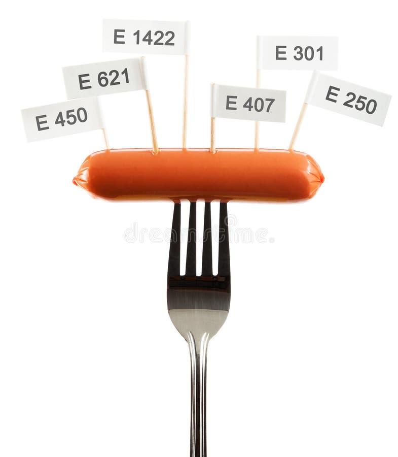 Нездоровая концепция еды стоковое фото rf