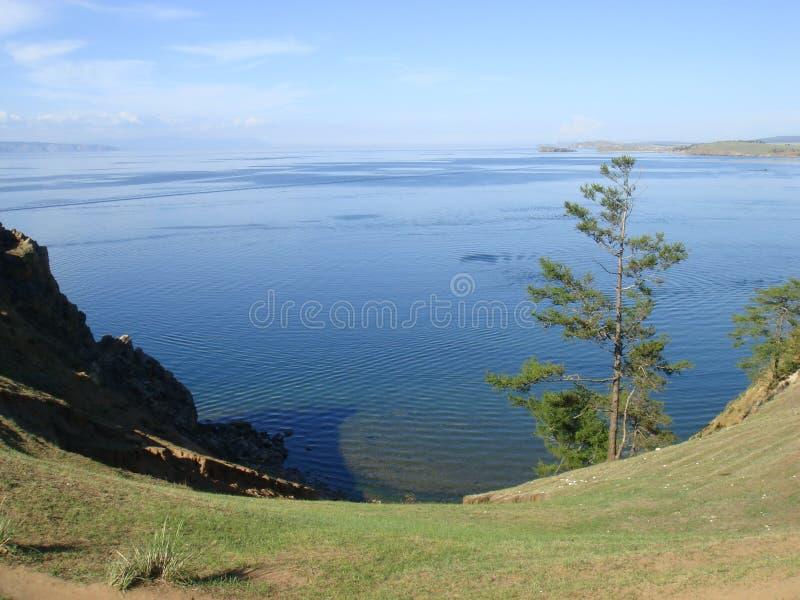Неимоверная красота природы Байкала стоковое изображение rf