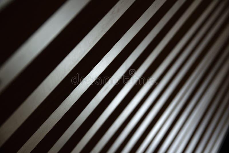 Некоторые линии параллели создавая раскосную предпосылку стоковое изображение rf