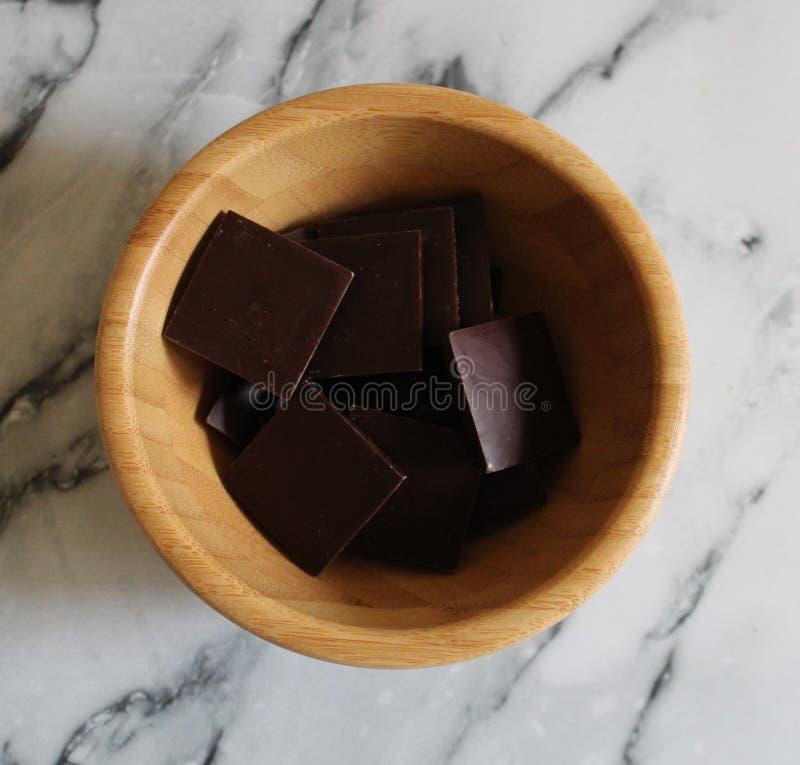 Некоторый bonbon шоколада стоковое изображение rf