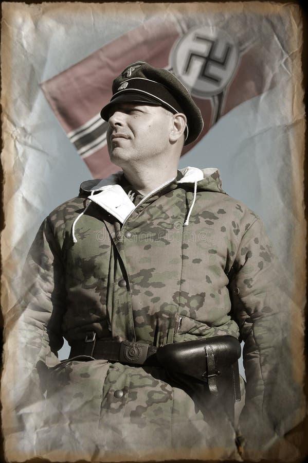 немецкая воинская форма ww2 персоны стоковое фото rf