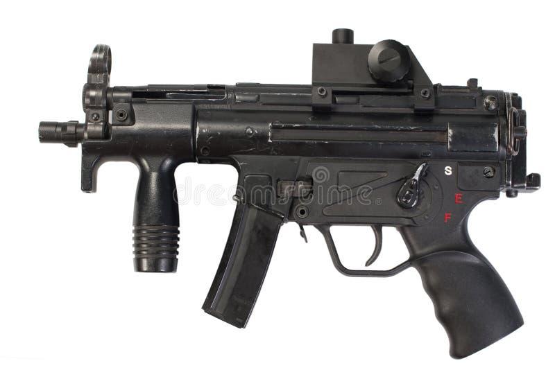 Немецкая пушка submachine MP5 стоковые фото