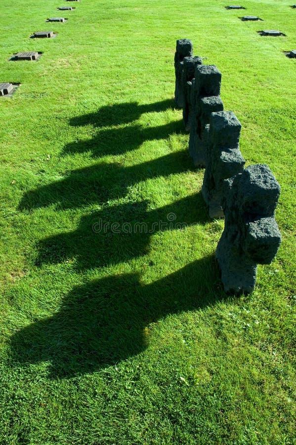 немецкая надгробная плита стоковые изображения rf