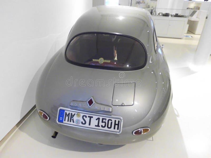 Немецкий автомобиль спорт стоковая фотография