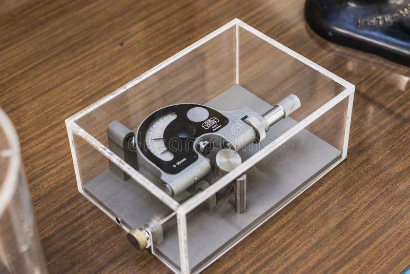 Немецкий музей достижений науки и техники представляет собой экспозицию старых механизмов производства энергии стоковые фотографии rf