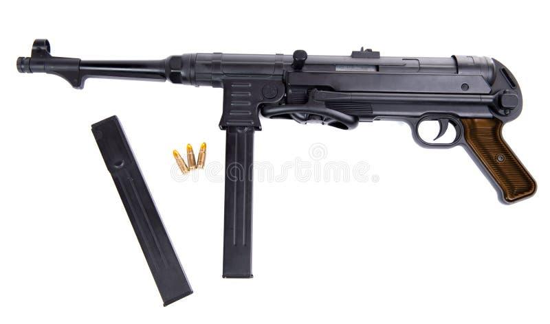 Немецкий пулемет стоковые фотографии rf
