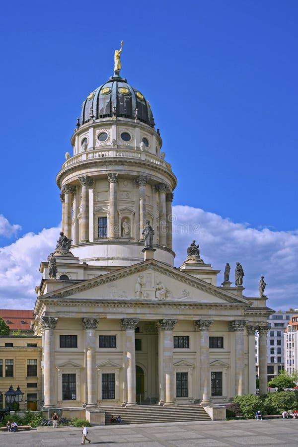 Немецкий собор в Берлине, Германии стоковое фото