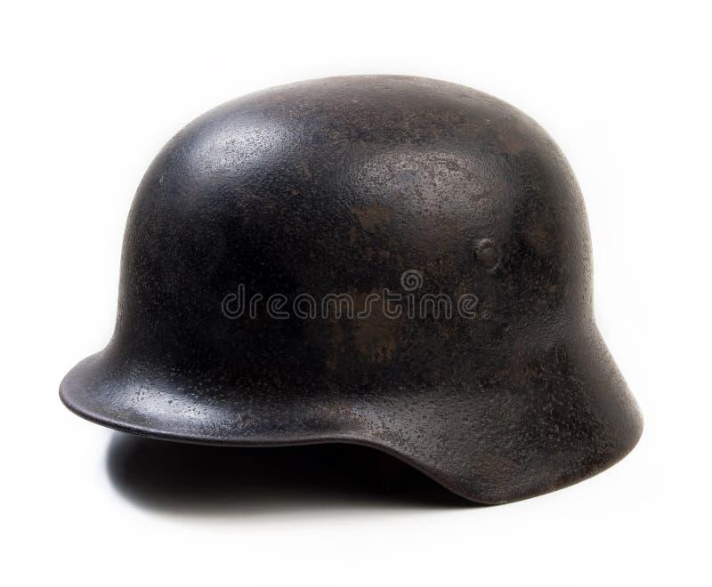 немецкий шлем стоковое изображение rf