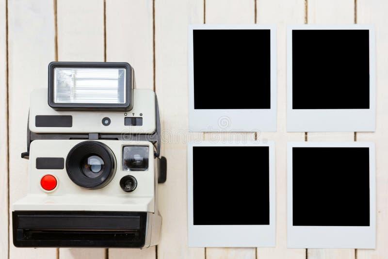 Немедленная камера стоковое изображение