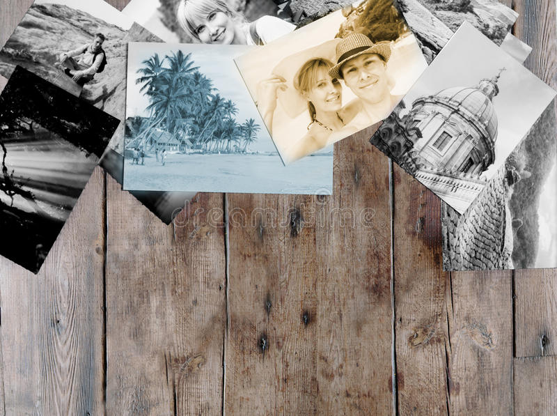 Немедленные памяти фото стоковые фото