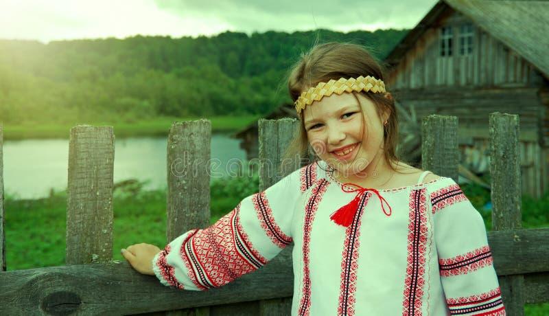 Немногое славянская девушка стоковые фото