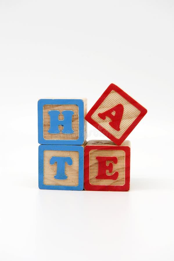 ненависть стоковые изображения