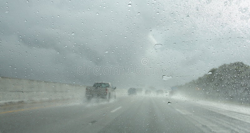 ненастная погода стоковое фото