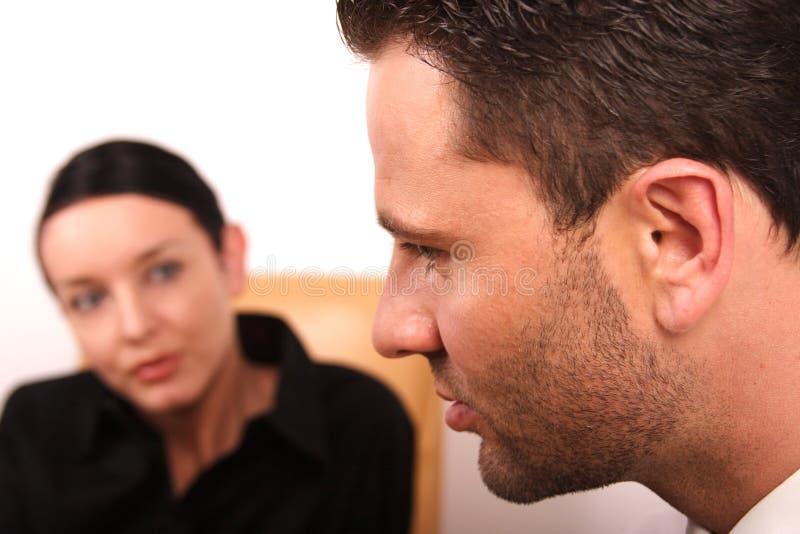 необходимая поддержка психотерапии стоковые фото