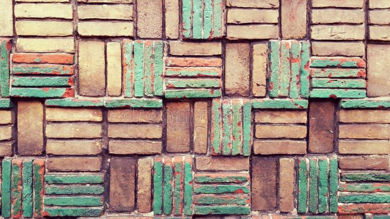 необыкновенная стена стоковые фотографии rf