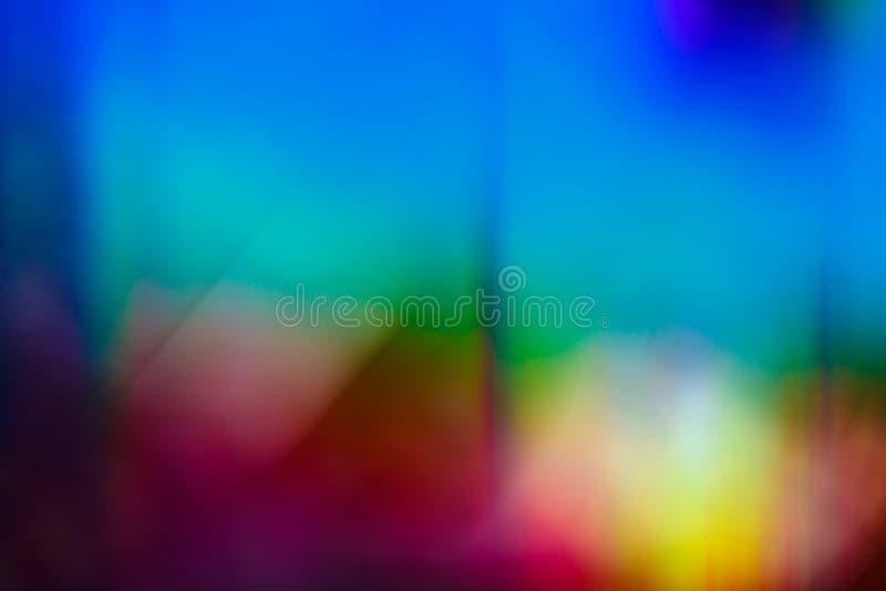 Необычный красочный абстрактный фон, цифровая фотография стоковое изображение rf