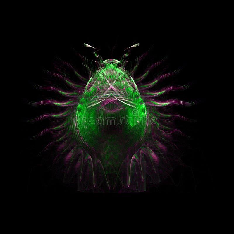 неон жука стоковое фото