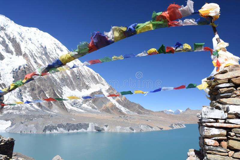 Непал стоковая фотография rf