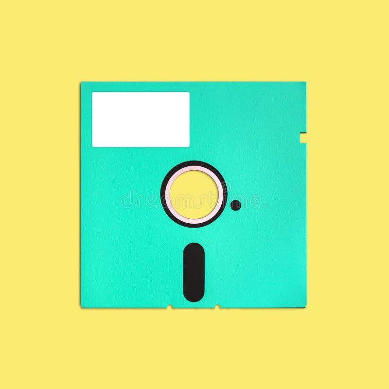 Неповоротливый диск 5 компьютера 25 дюймов стоковые изображения