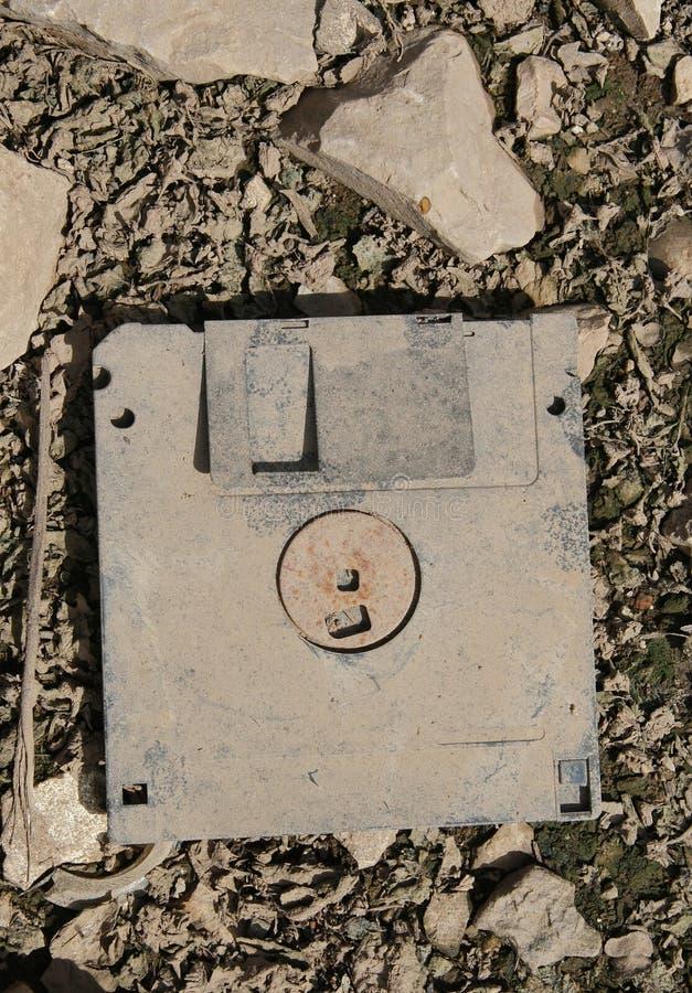 неповоротливый диск стоковая фотография rf