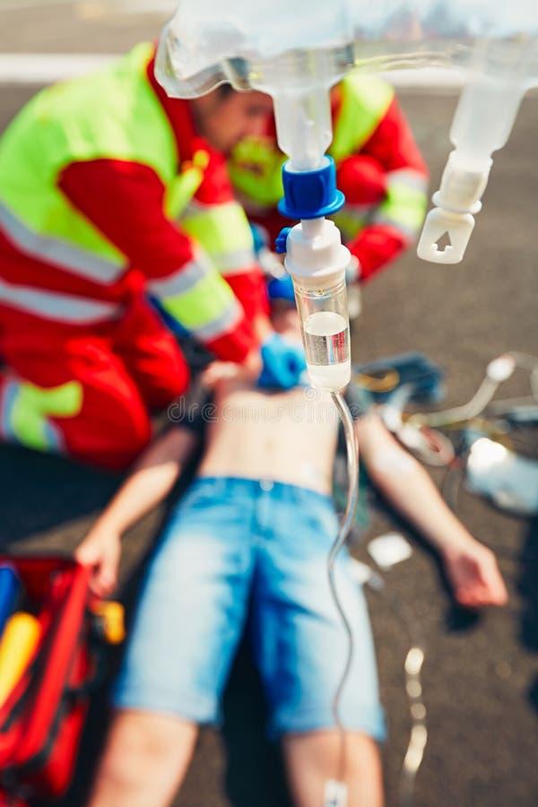 Непредвиденное медицинское обслуживание стоковые фотографии rf