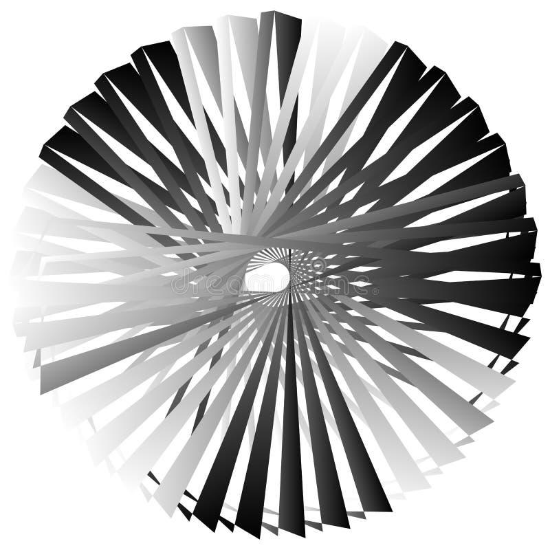Download Нервный, угловой геометрический элемент Абстрактная круглая форма на Whit Иллюстрация вектора - иллюстрации насчитывающей иллюстрация, конспектов: 81807328