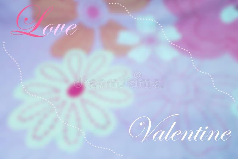 Нерезкость: розовая флористическая картина текстуры картина цветков, валентинка стоковое фото