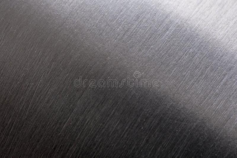Нержавеющая сталь, конец вверх по текстуре стоковое фото rf