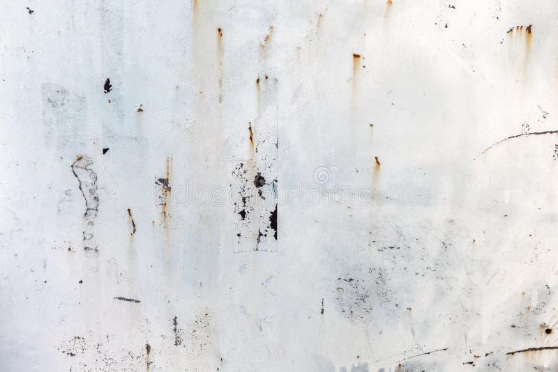 Несенная светом ржавая предпосылка текстуры металла Винтажное влияние стоковая фотография