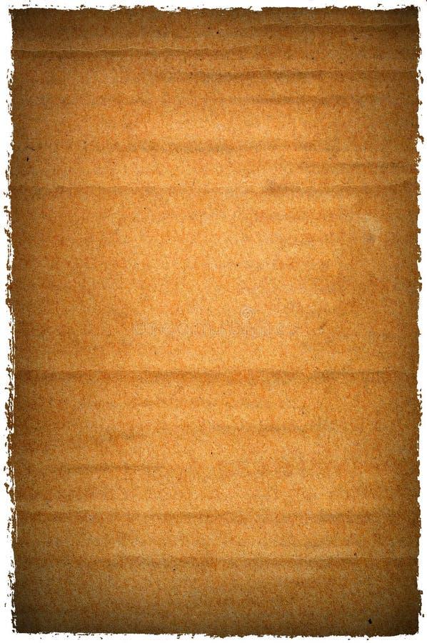 несенная текстура предпосылки старая бумажная стоковые фото