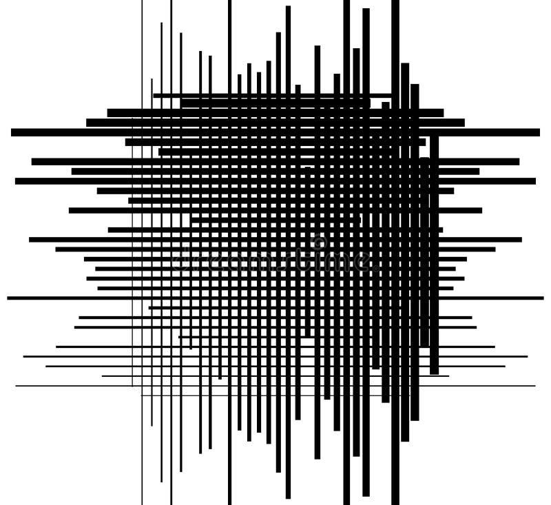 Download Несимметричная картина отверстия щетки скачками Monochrome абстрактный текст Иллюстрация вектора - иллюстрации насчитывающей backhoe, пересекать: 81804541