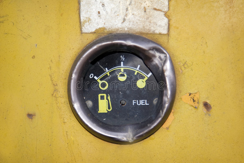 нефть метра стоковые фотографии rf