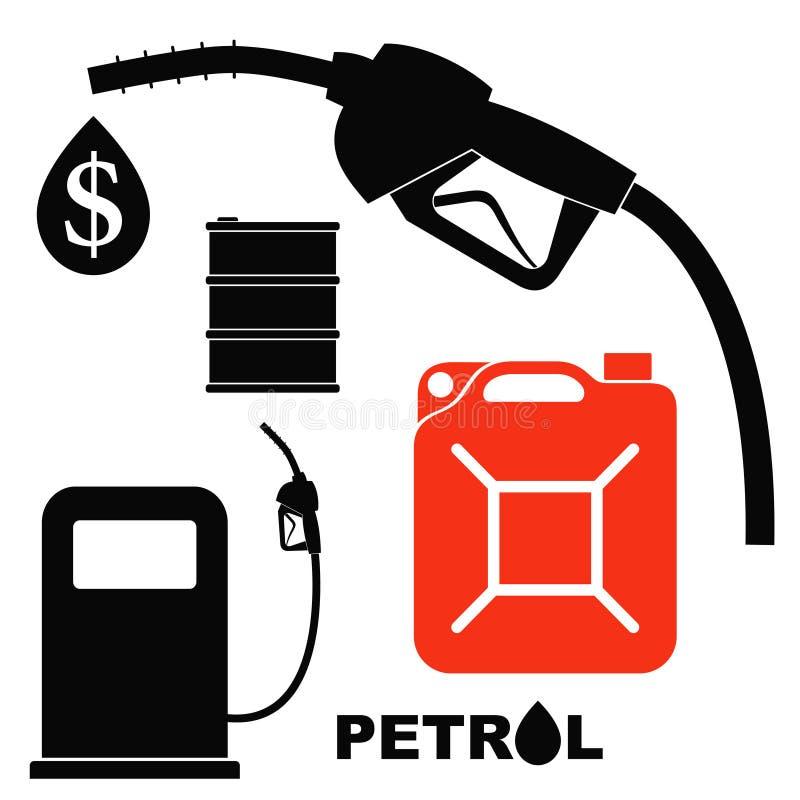 Нефть бесплатная иллюстрация