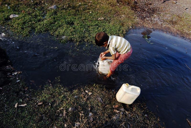 Нехватка воды стоковое фото rf