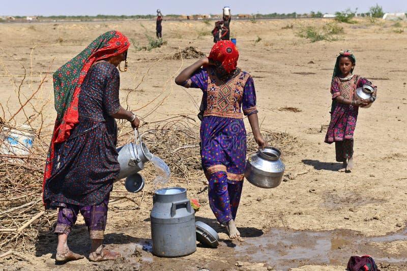 Нехватка воды стоковые фотографии rf