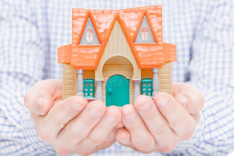 Недвижимость, займы, снабжение жилищем и все вещи связали - один против одного коэффициент стоковые фото