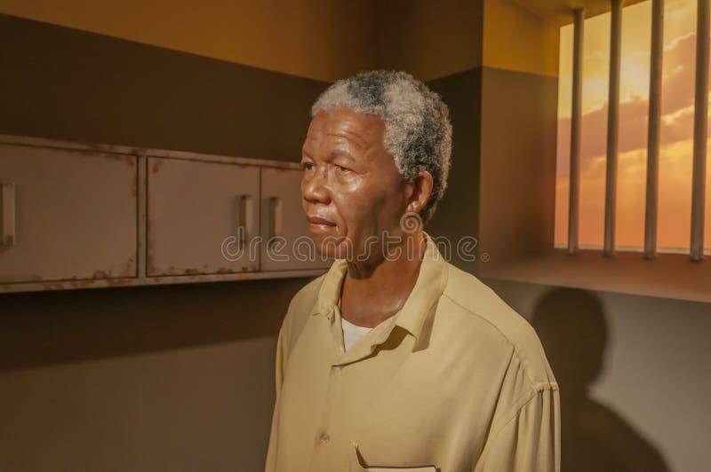 Нельсон Мандела стоковые фотографии rf