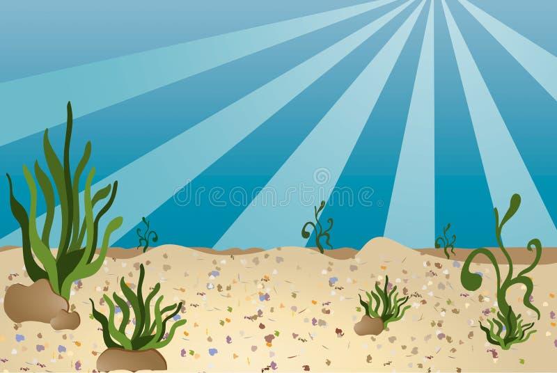 нижний тип моря шаржа бесплатная иллюстрация