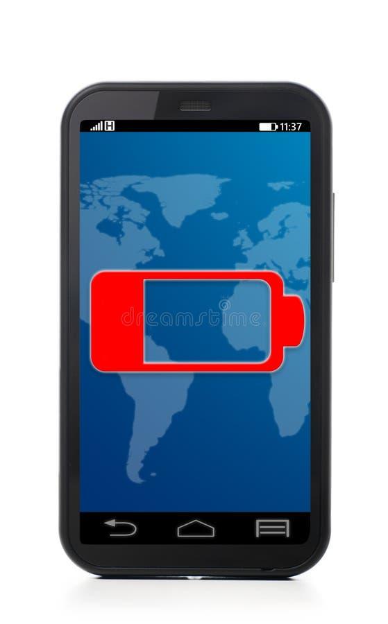 Download Низкая батарея стоковое изображение. изображение насчитывающей конспектов - 33739065