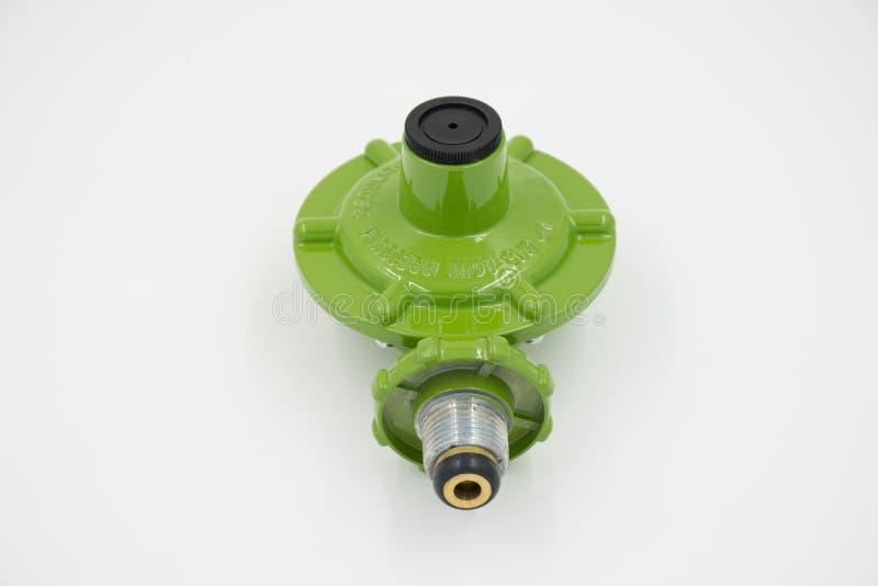 Низкое давление регулятора клапана для впуска горючей смеси стоковое фото rf