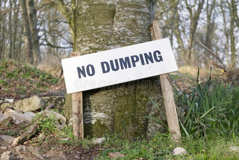 Никакой сбрасывая наклонять мухы не подписывает в полесье сельской ме стоковые фото