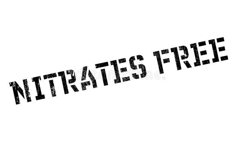 Нитраты освобождают избитую фразу бесплатная иллюстрация