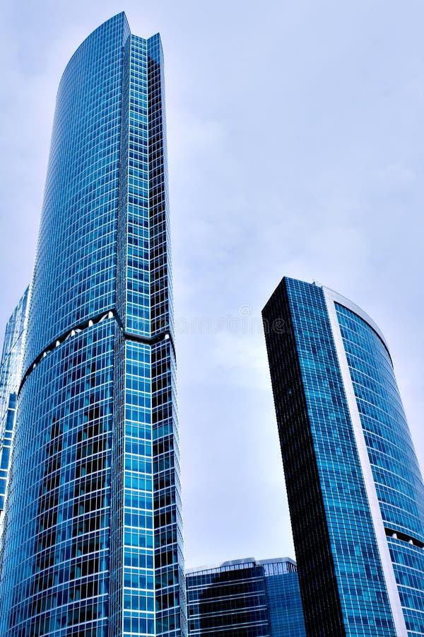 новая дела здания самомоднейшая стоковые изображения rf
