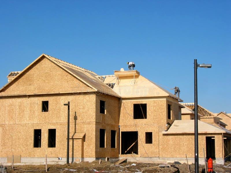Download новая конструкции домашняя стоковое фото. изображение насчитывающей работа - 478764